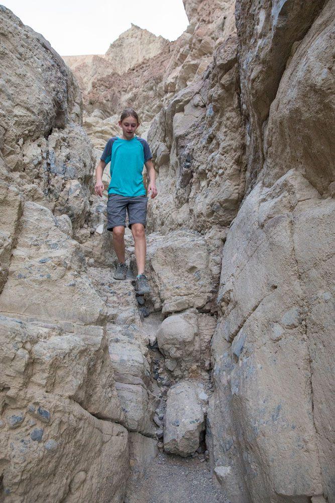 Gower Gulch Trail