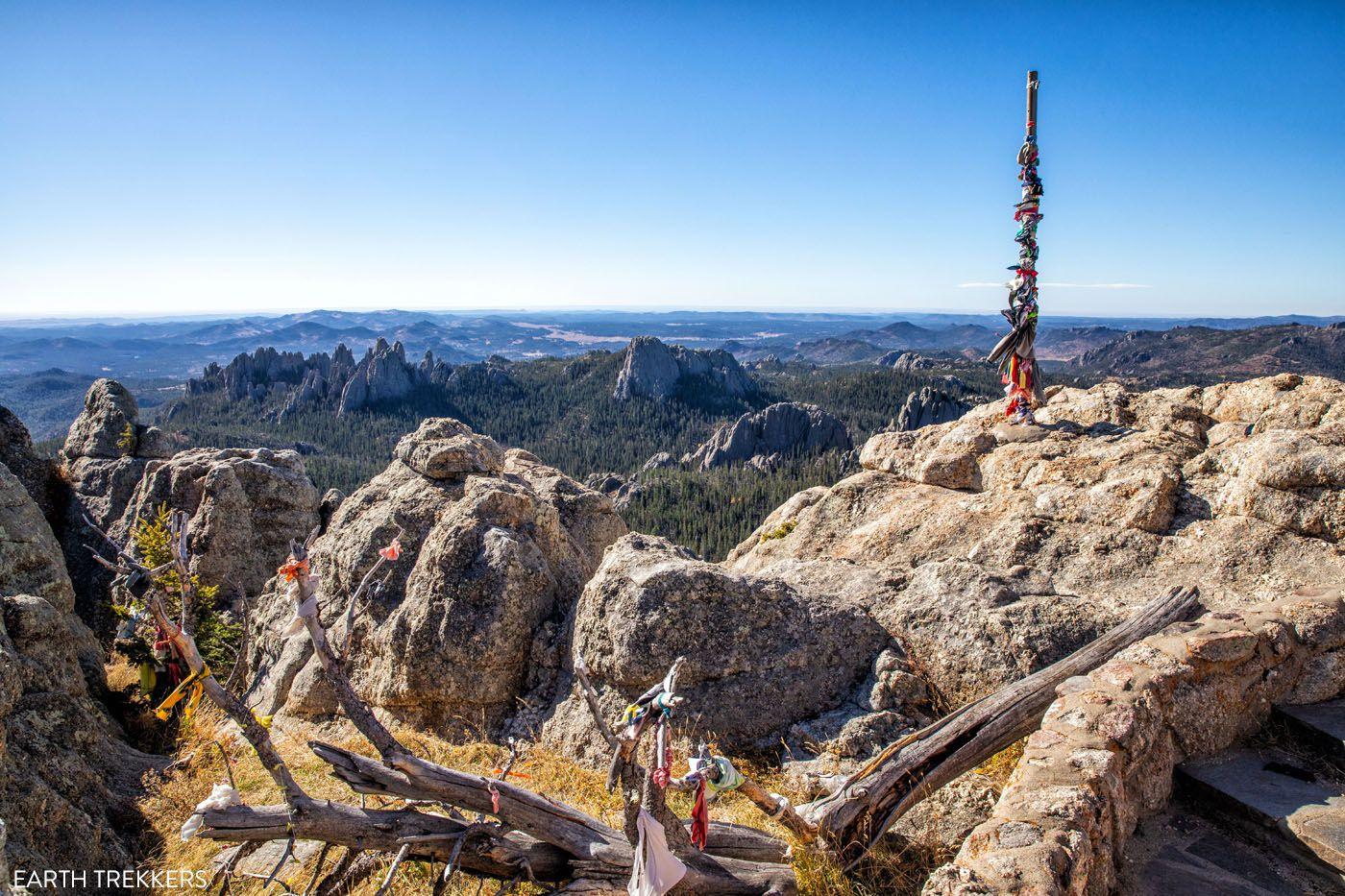 Hike Black Elk Peak