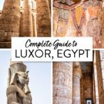Luxor Egypt Things To Do