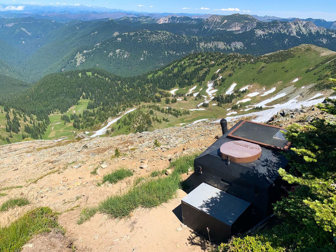 Mount Fremont Pit Toilet