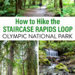 Olympic National Park Staircase Rapids