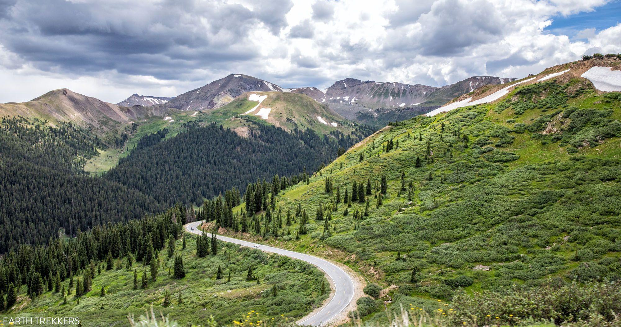 Scenic Drives in Colorado