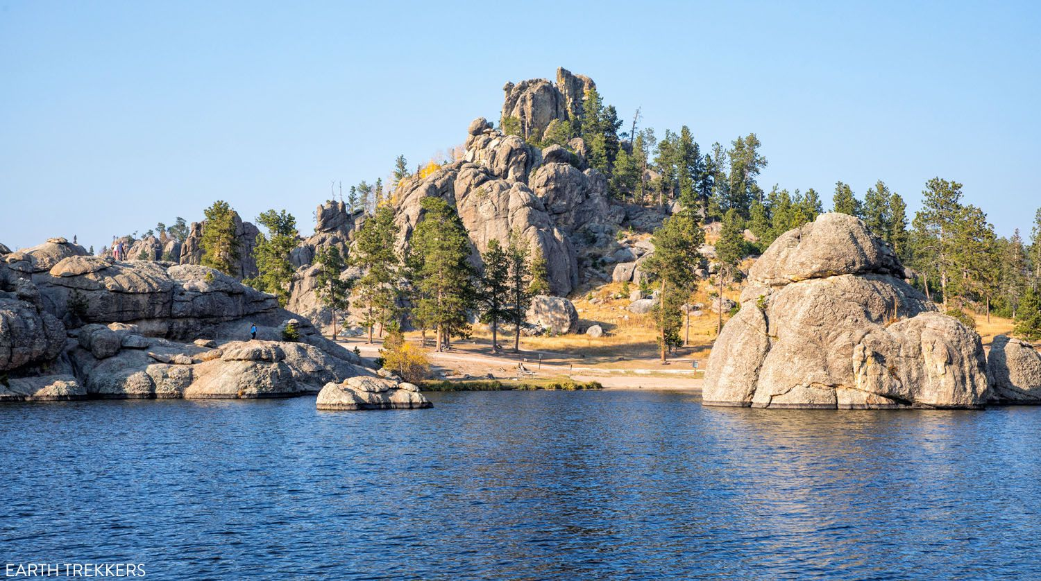 Sylvan Lake Custer State Park