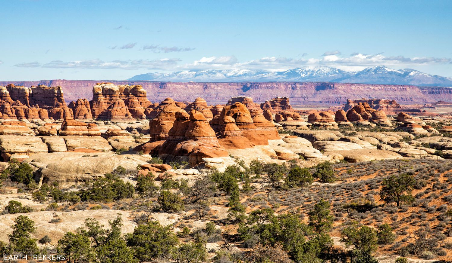 The Needles Arches Canyonlands and Capitol Reef Itinerary