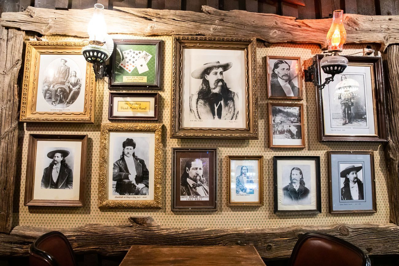 Wild Bill Hickok Photos