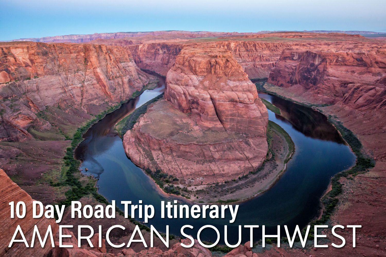 American Southwest 10 days