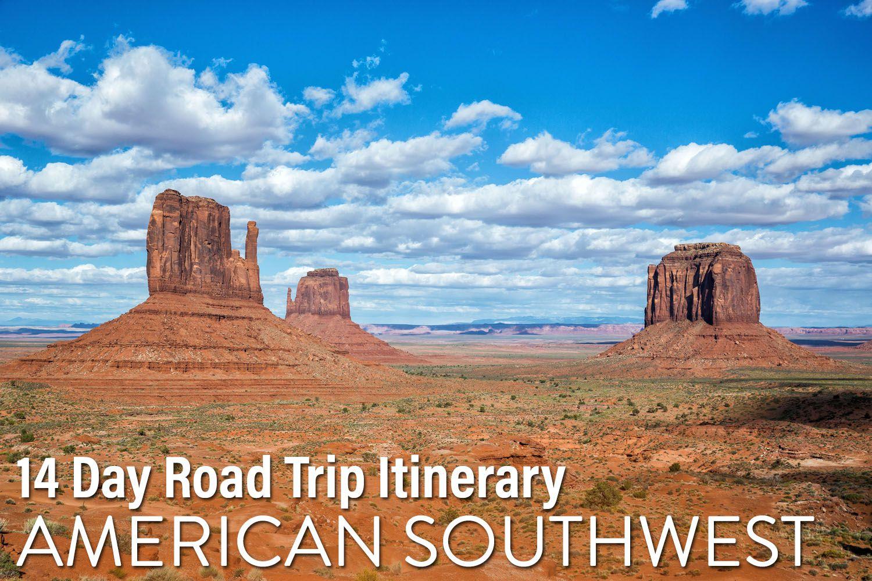 American Southwest 14 Days
