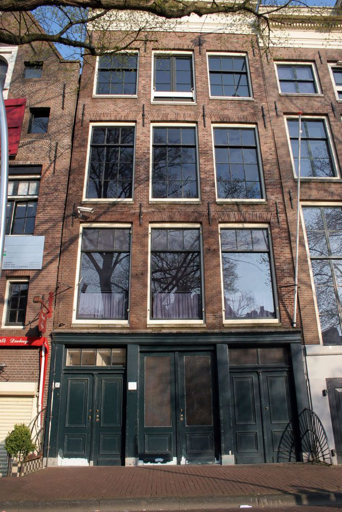 Anne Frank House Photo