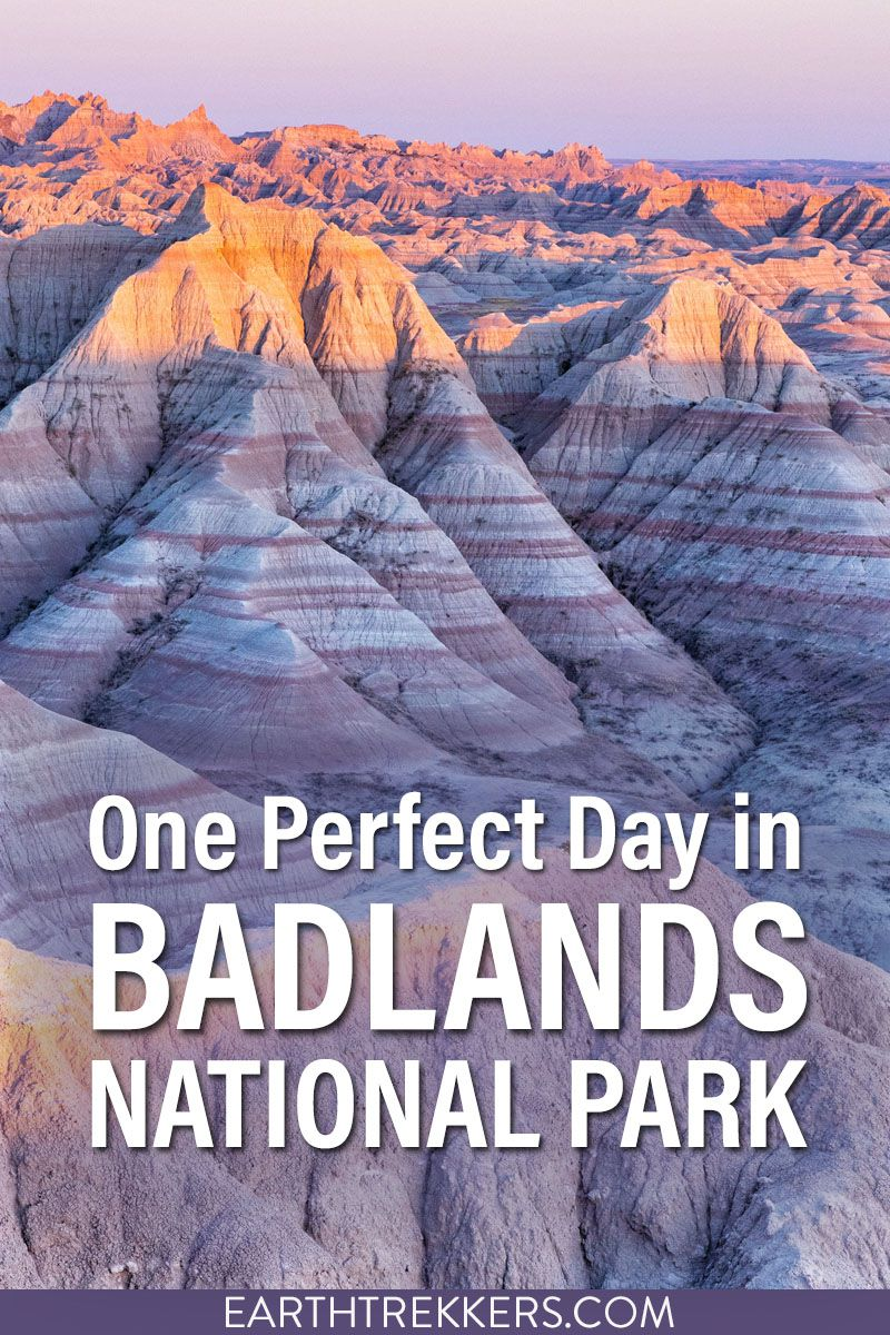 Best of the Badlands in One Day