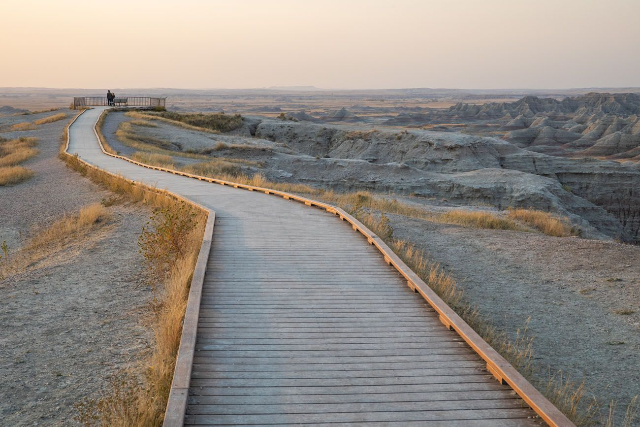 Big Badlands Trail