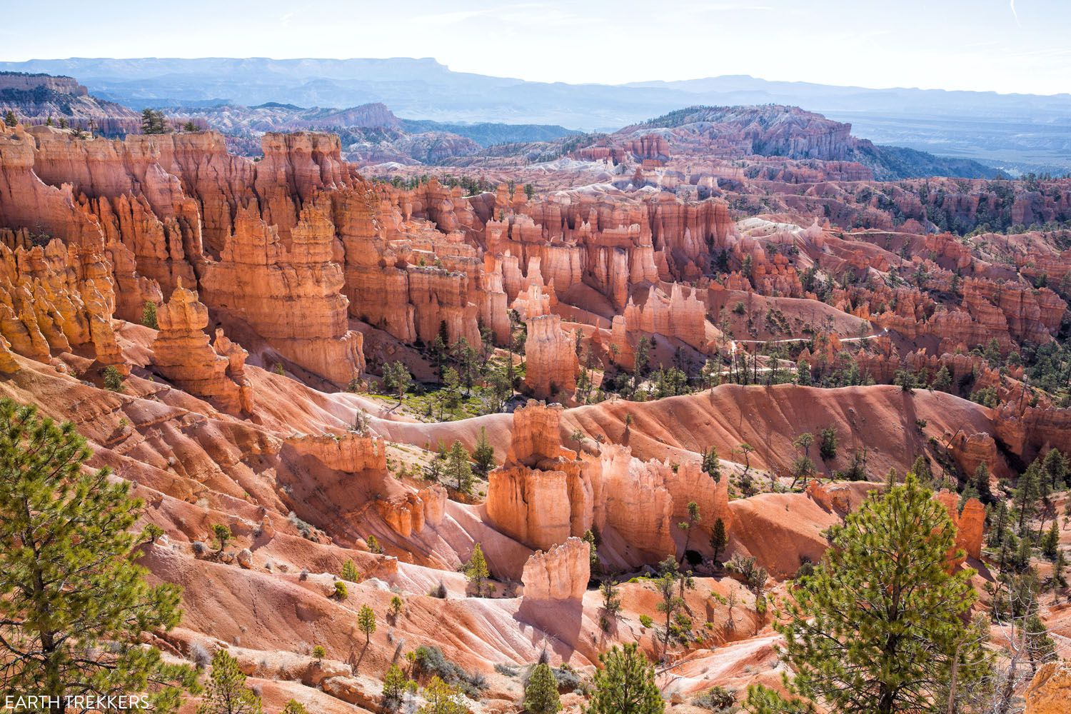 Bryce Canyon American Southwest road trip