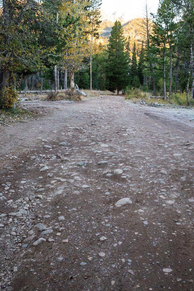 Death Canyon Road