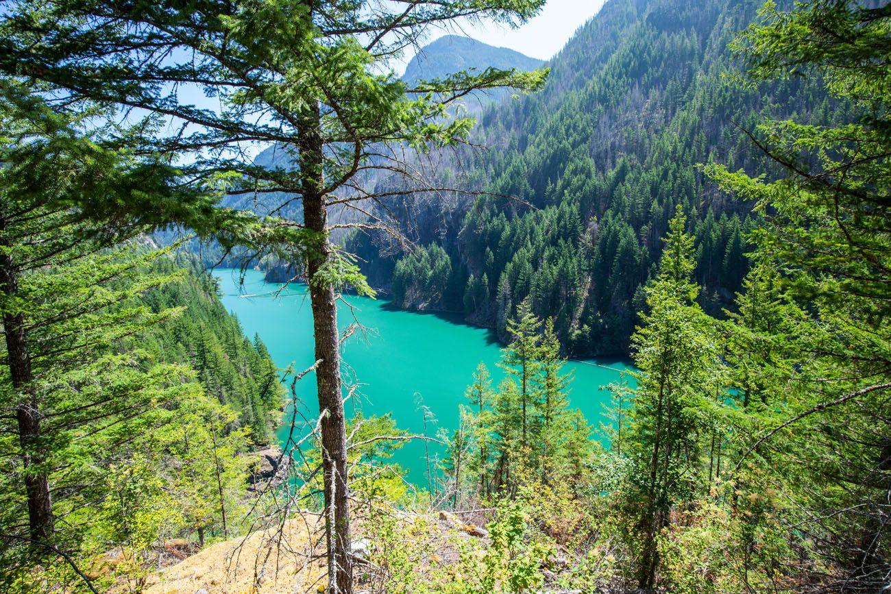 Gorge Lake Overlook