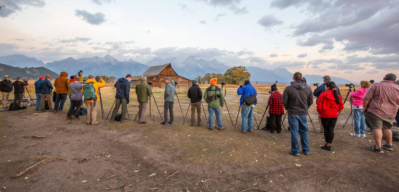 Grand Teton Photography Tour