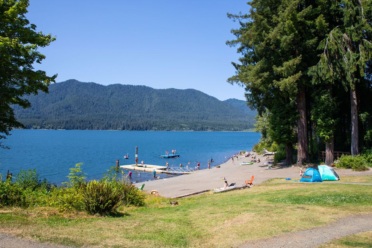 Lake Quinault things to do in Olympic National Park