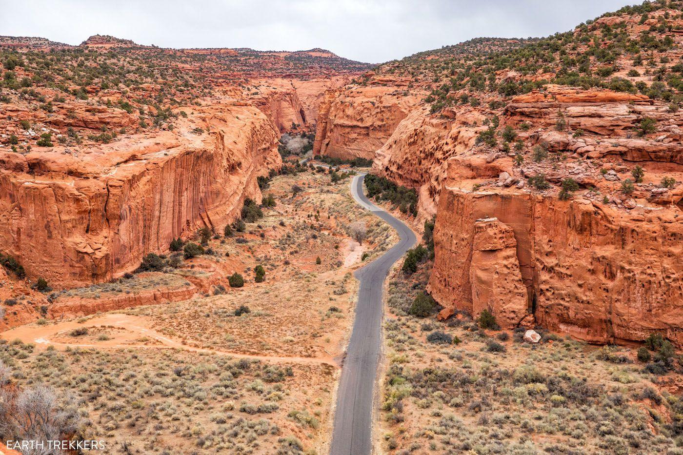 Long Canyon Viewpoint