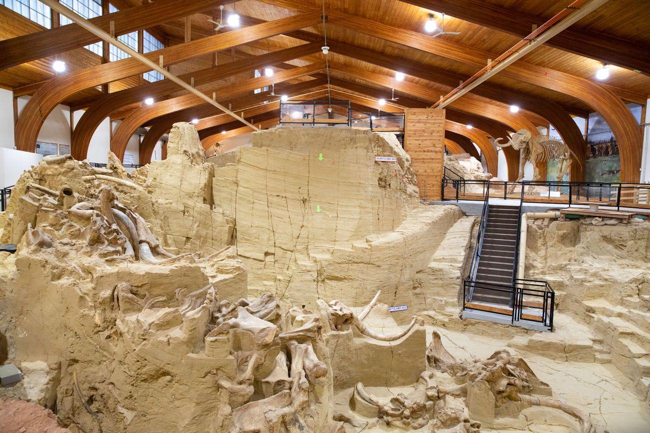 Mammoth Site South Dakota itinerary