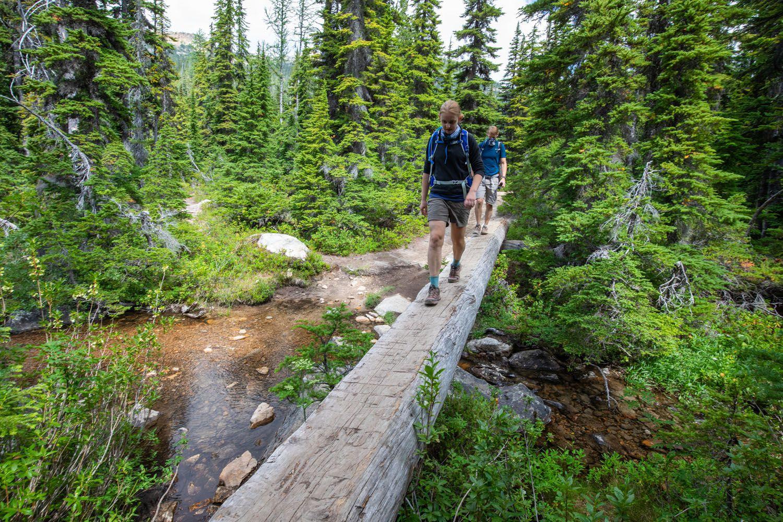 North Cascades Hiking Trail