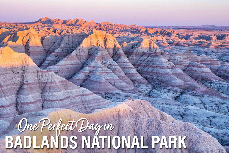 One Day Badlands National Park