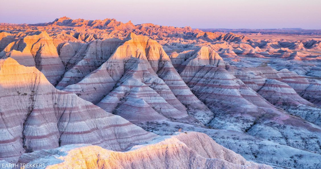 One Day in Badlands