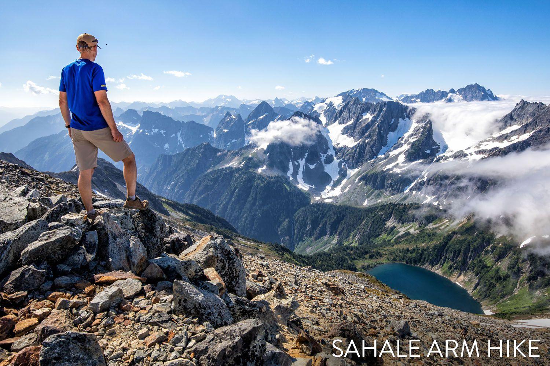 Sahale Arm Hike