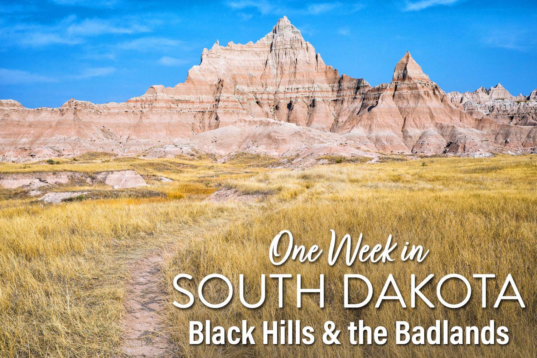 South Dakota Itinerary