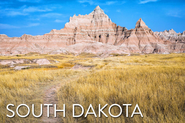 South Dakota Itinerary Road Trip