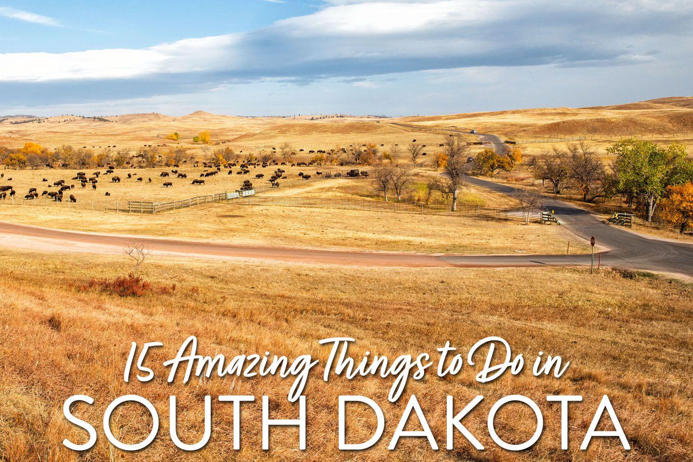 Things to do in South Dakota