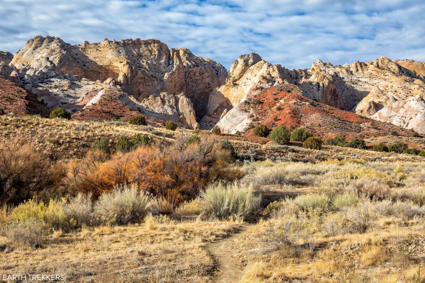 Surprise Canyon Trail