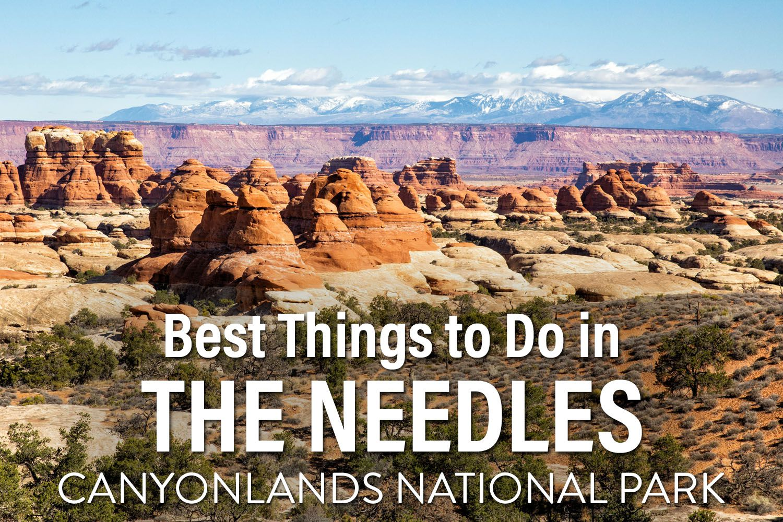 The Needles Canyonlands