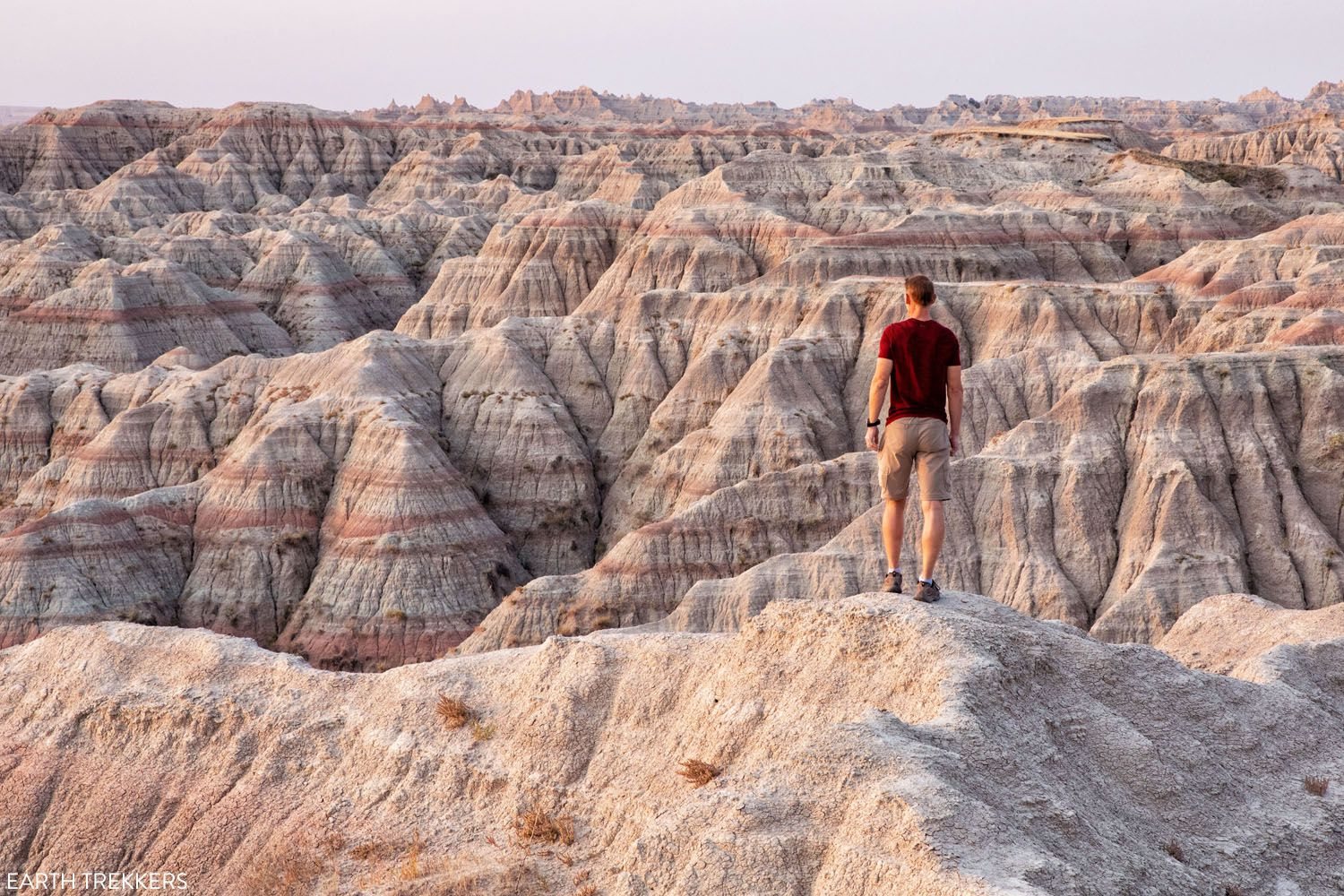 Things to do Badlands National Park