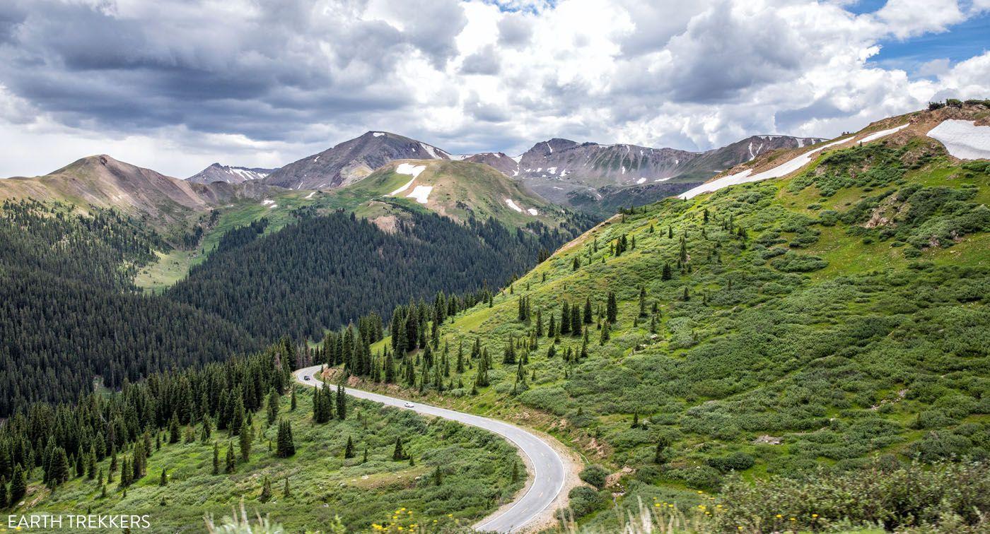 10 Day Colorado Itinerary Photo