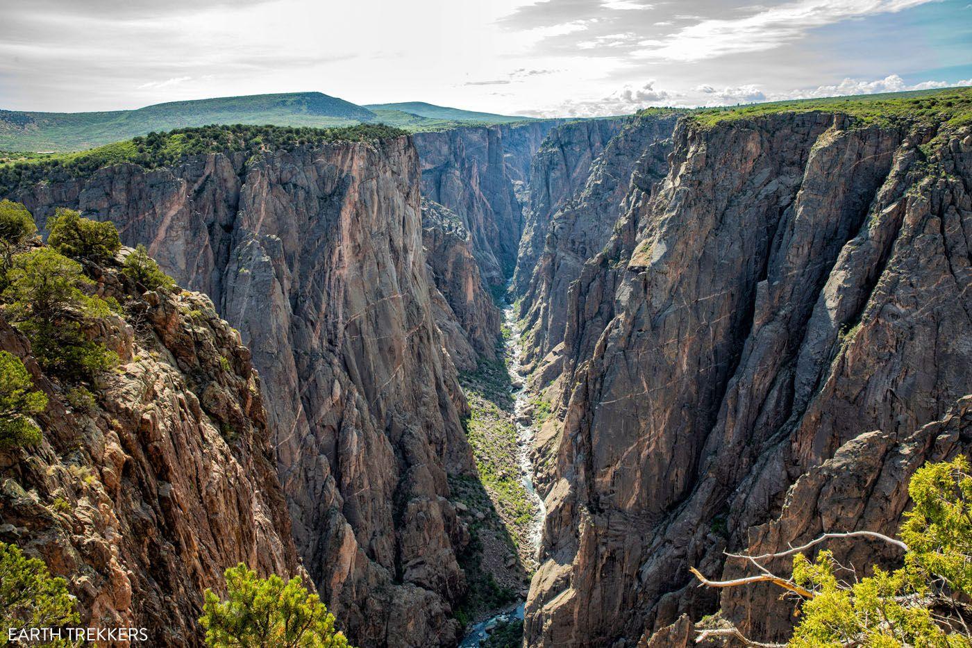 Black Canyon Gunnison