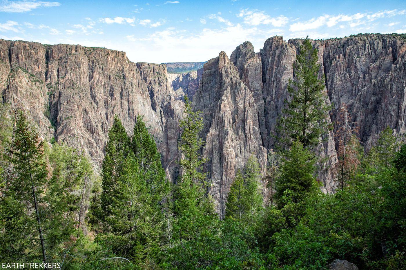 Black Canyon View