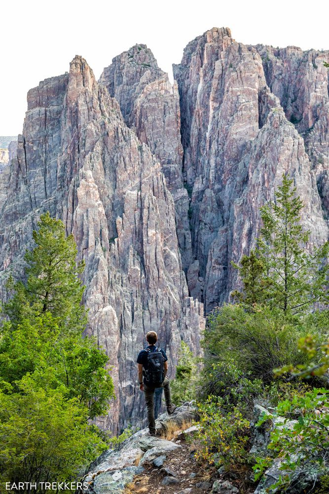 Black Canyon of the Gunnison Route