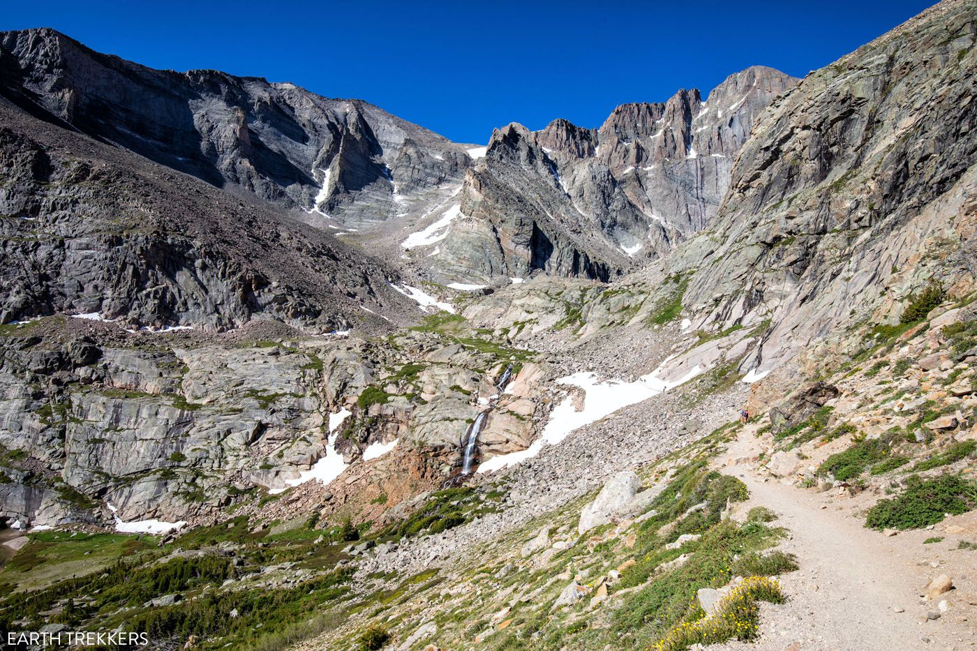 Chasm Lake Trail