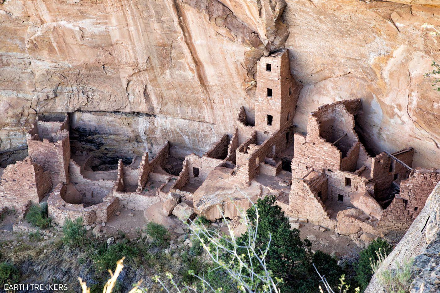 Colorado Itinerary Mesa Verde