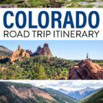 Colorado National Parks Itinerary