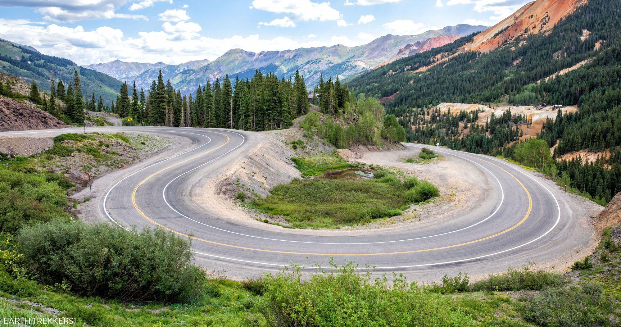 Colorado Road Trip Itinerary Photo