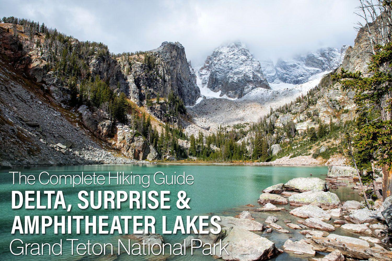 Delta Surprise Lakes GTNP