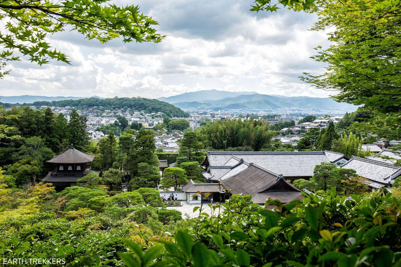 Ginkakuji View