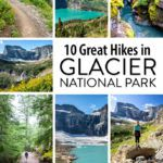 Glacier National Park Best Hikes