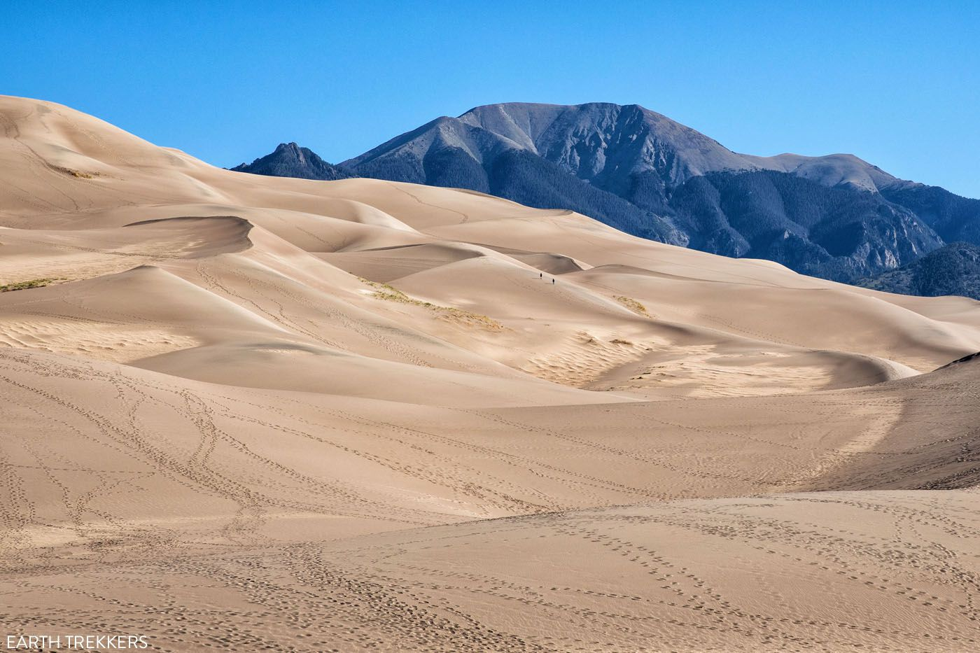 Great Sand Dunes Colorado itinerary