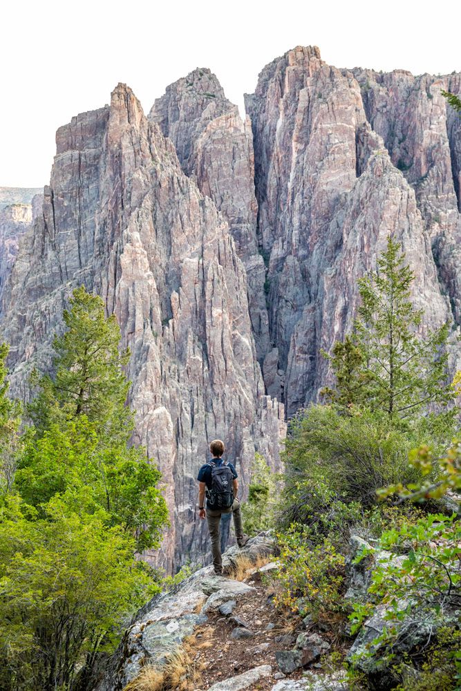 Gunnison Route Colorado national parks