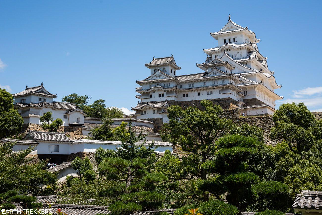 Himeji Castle Day Trip