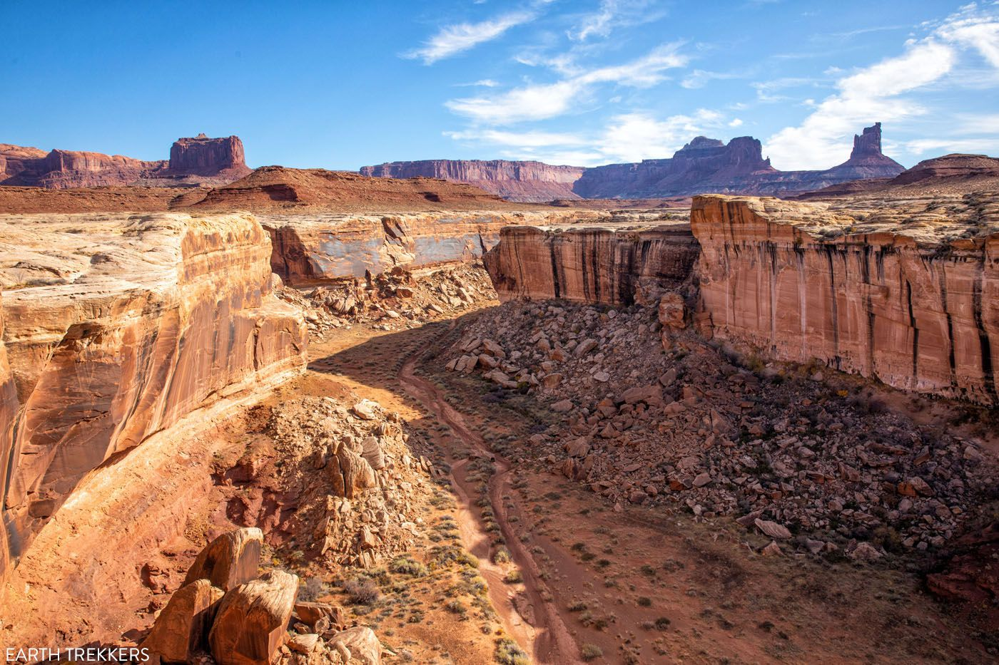 Holeman Canyon