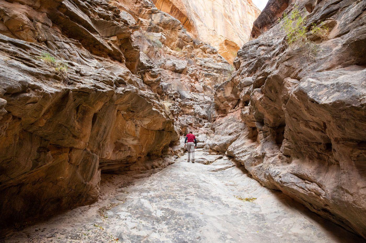How to Hike Headquarters Canyon