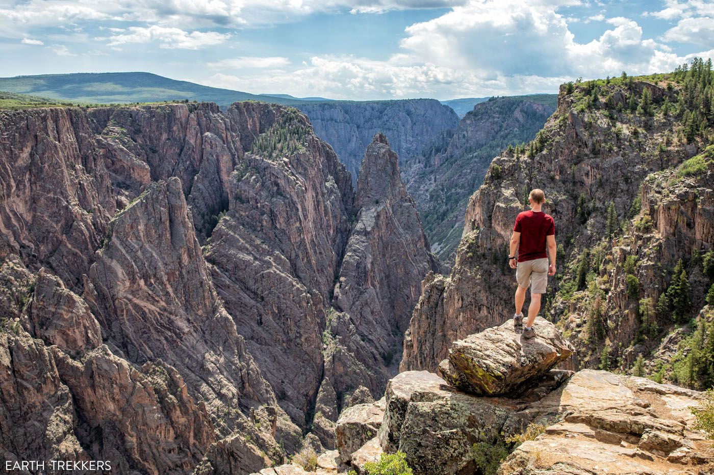 How to Visit Black Canyon