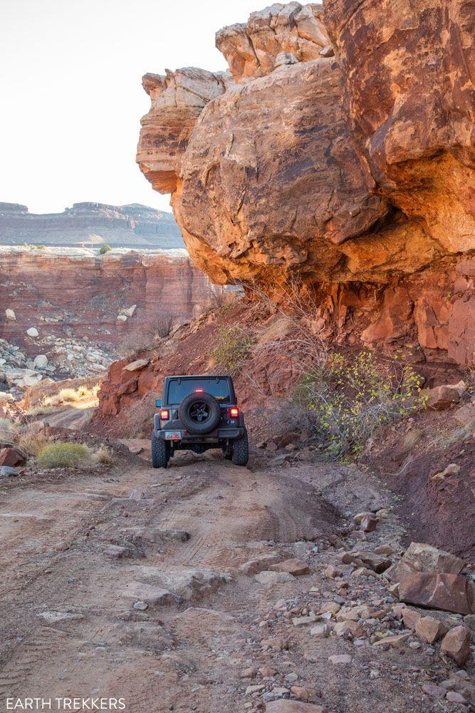 Lathrop Canyon Road