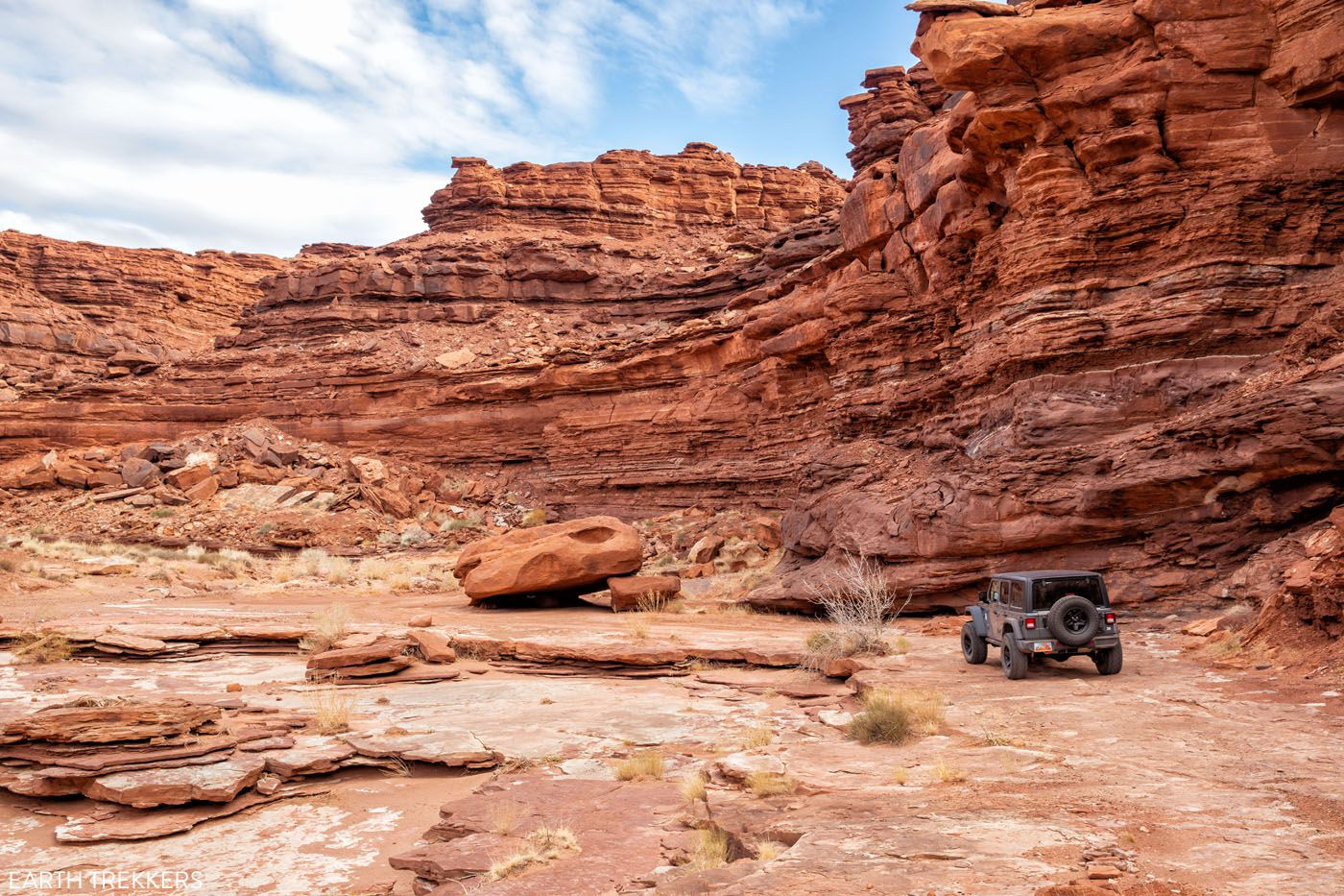 Lathrop Canyon